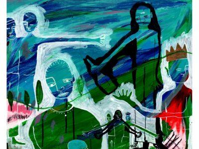Nick Haywood Trio – Many Rivers