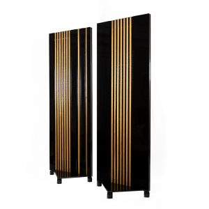 Alsyvox Caravaggio 5-way Dipole Speaker (4 Panels) with 4 external crossovers