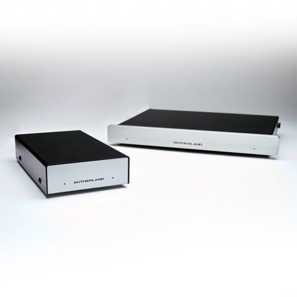 Sutherland 20/20 LPS Phono Pre-amplifier with Linear Power Supply