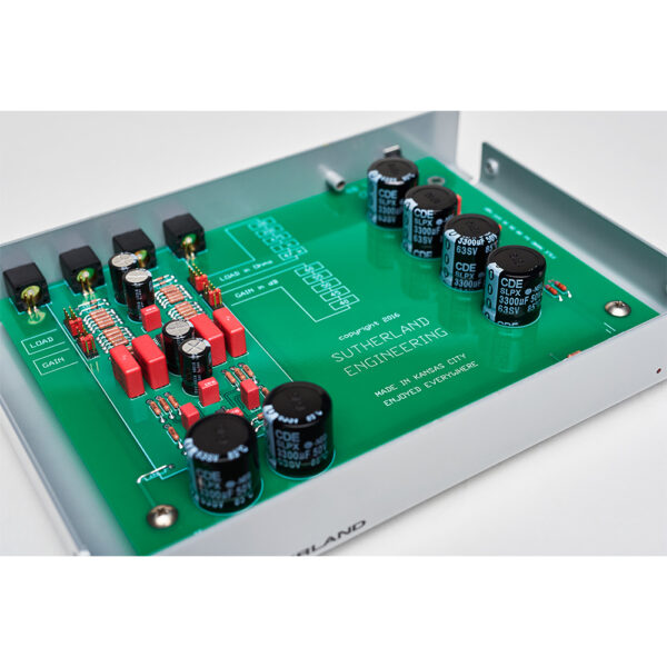 Sutherland KC Vibe Phono Pre-amplifier