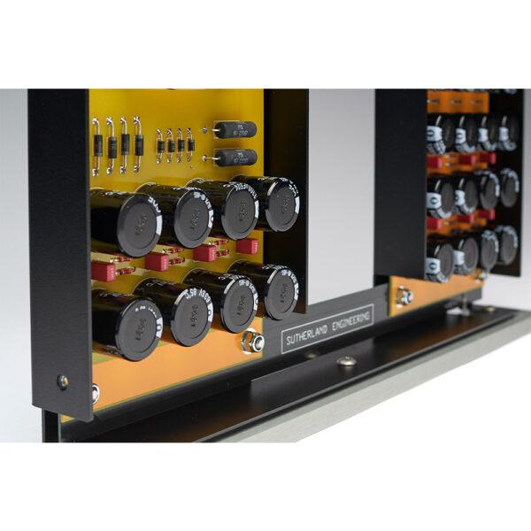 Sutherland Little Loco Trans- Impedance Input Mono Phono Pre-amplifier