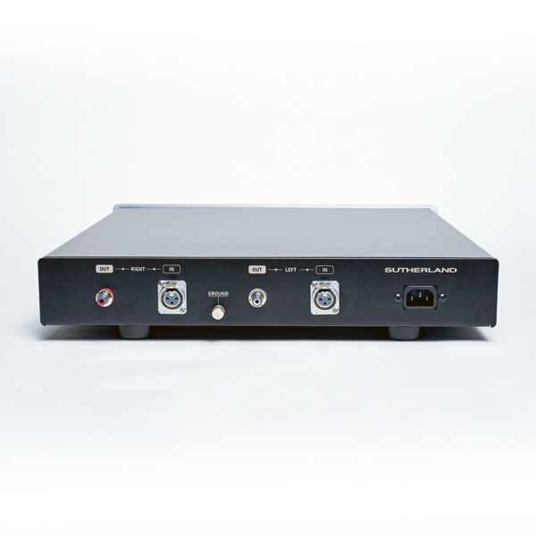 Sutherland Phono Loco Reference Trans- Impedance Input Phono Pre-amplifier