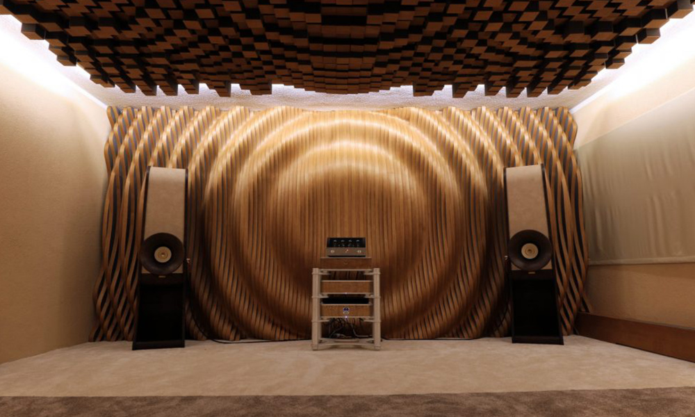 RD Acoustic room acoustic treatment