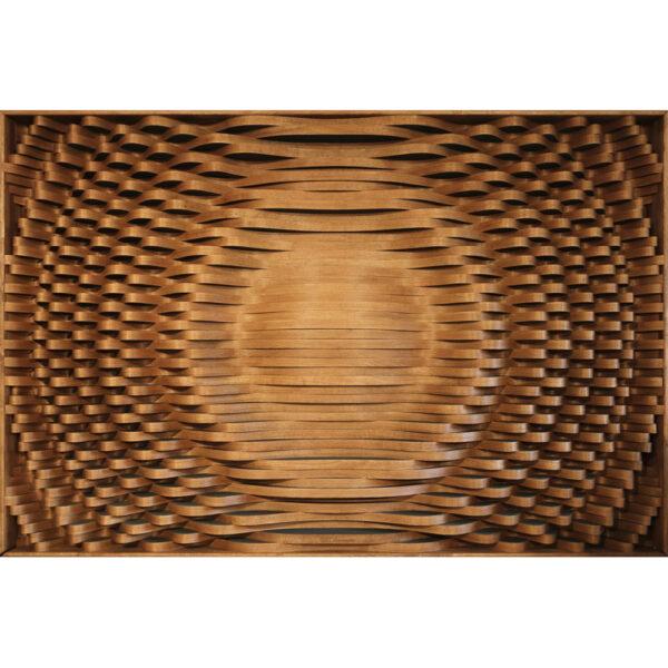 RD Acoustic Hybrid Diffuser Circle Diffusion Pattern