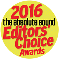 the Absolute Sound - Editors' Choice 2016