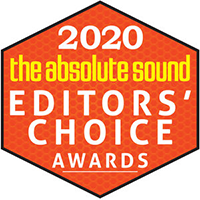 the Absolute Sound - Editors' Choice 2020