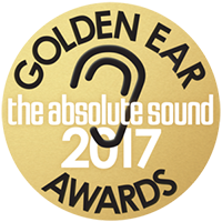 the Absolute Sound - Golden Ear Award 2017