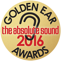 the Absolute Sound - Golden Ear Award 2016