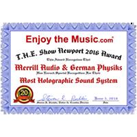 THE Show Newport 2016 Award
