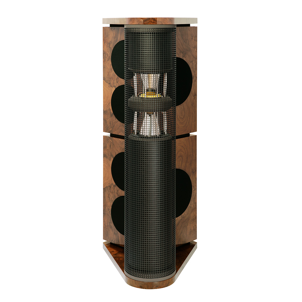 German Physiks PQS-402 - Omnidirectional Floor Standing Loudspeaker