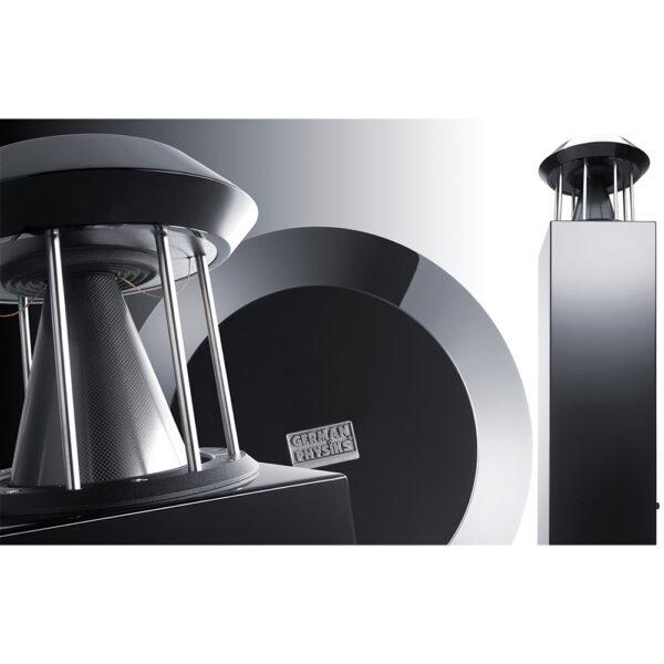 German Physiks Unlimited - Omnidirectional Floor Standing Loudspeaker