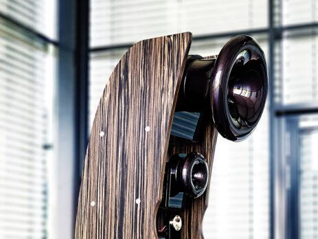 Cessaro Gamma Speaker (detail)