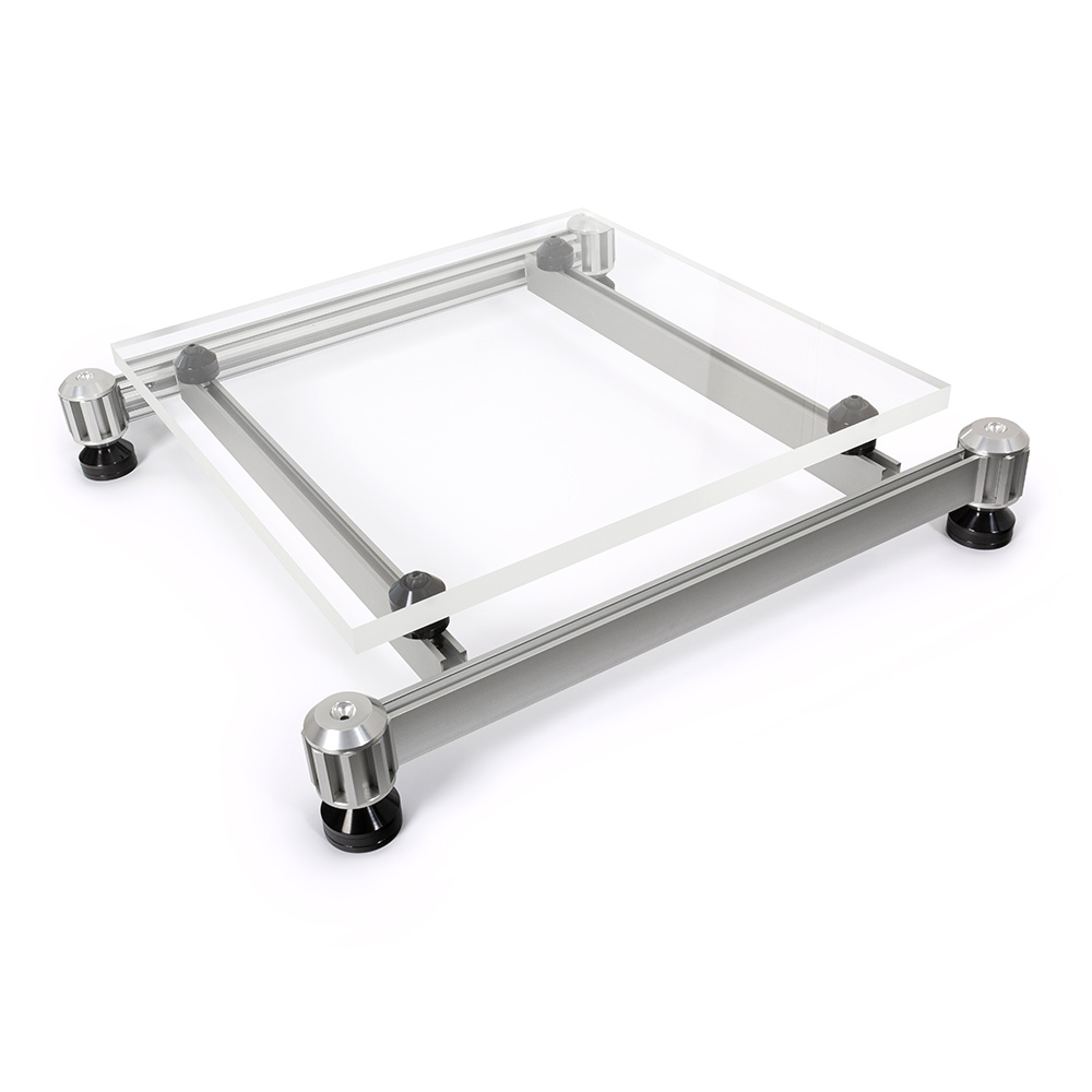 AG Lifter Crescendo Amplifier Stand Reference Isolation Amplifier Stand