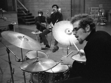 Rudy Van Gelder drums