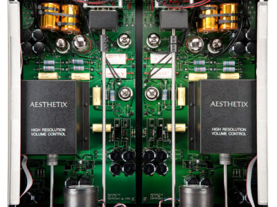 Aesthetix insides