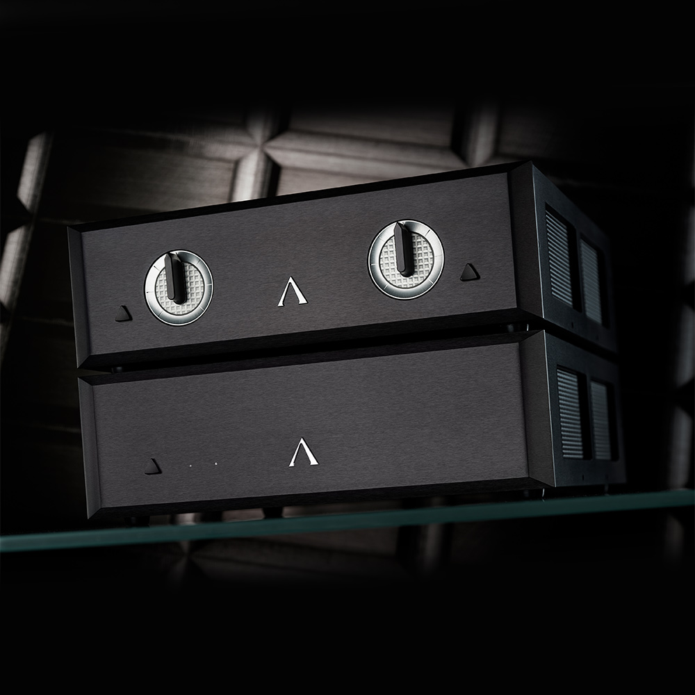 Aesthetix IO Eclipse Jupiter Series Eclipse Reference Two Box Phono Preamplifier