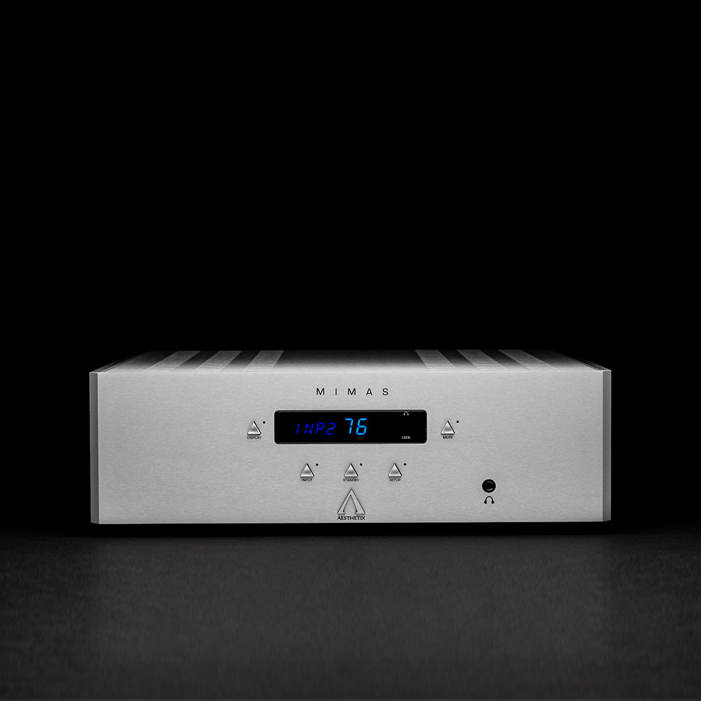 Aesthetix Mimas 150W Stereo Integrated Amplifier