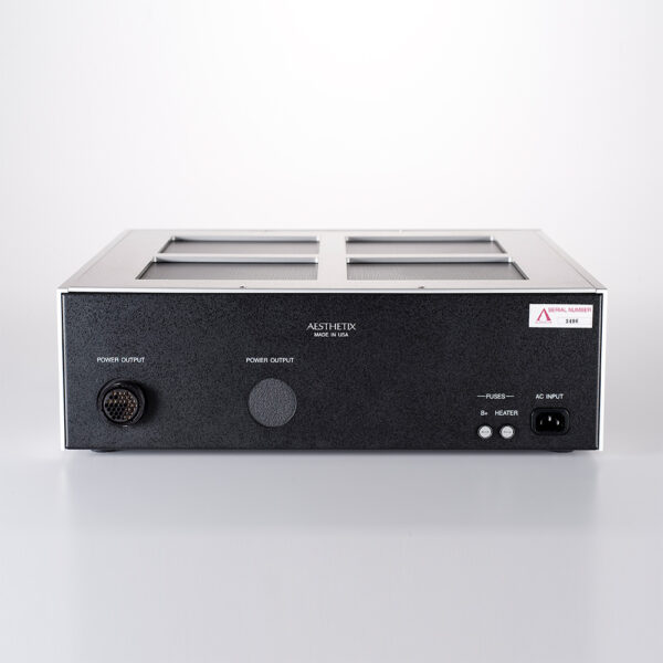 Aesthetix Second Eclipse Optional Jupiter Series Tube Power Supply