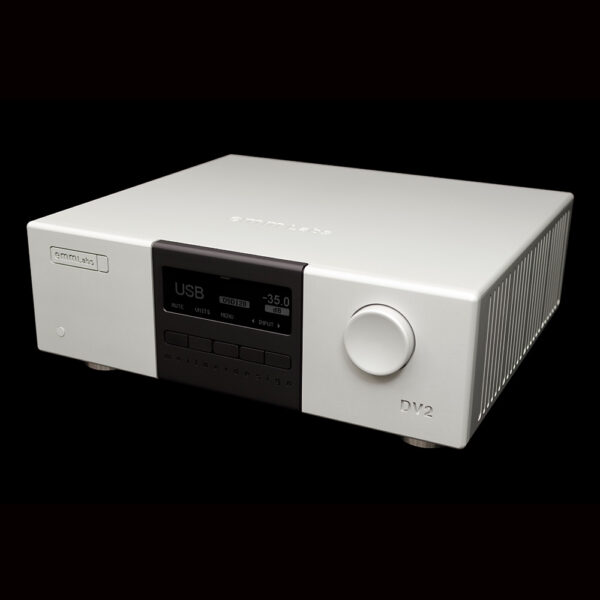 EMM Labs DV2 Reference DAC with Volume