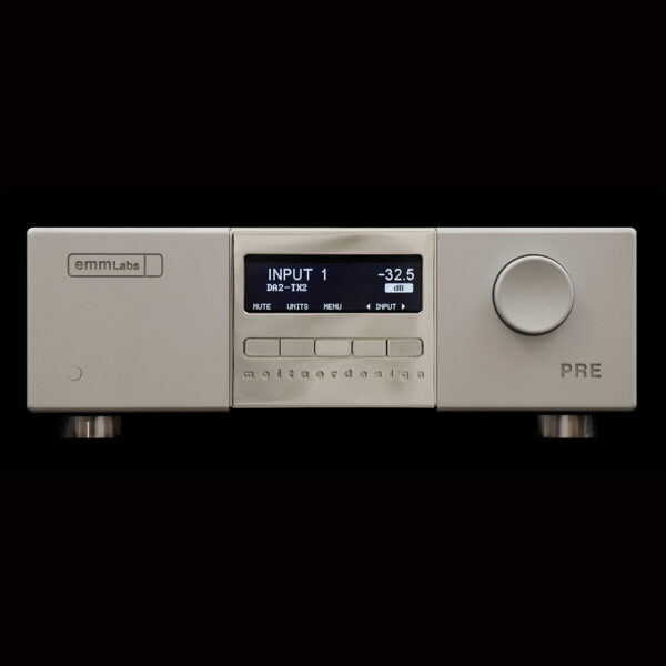 EMM Labs PRE Reference Stereo Preamplifier
