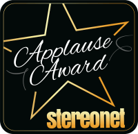 StereoNet Applause Award