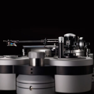 Graham Engineering Phantom III Uni-Pivot Type Reference Tonearm