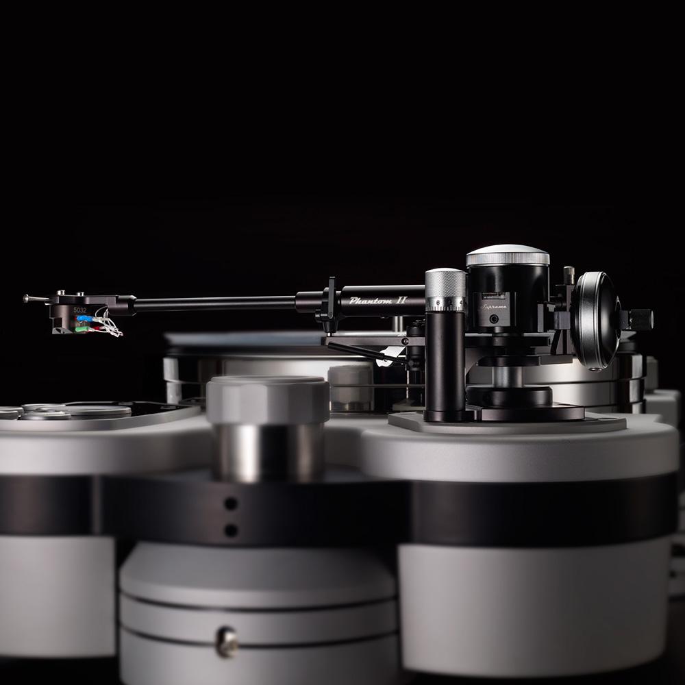 Graham Engineering Phantom III Uni-Pivot Type Reference Tonearm