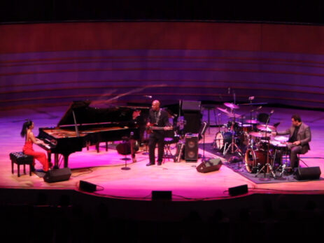 Yuko Mabuchi Trio and Branford Marsalis Quartet