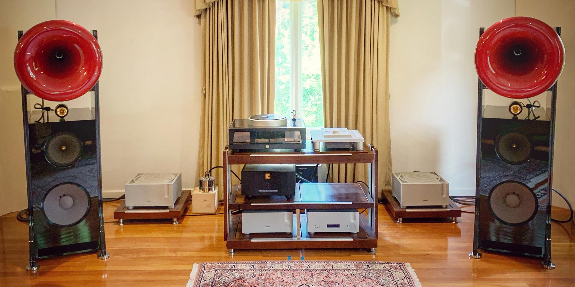 Cessaro speaker system