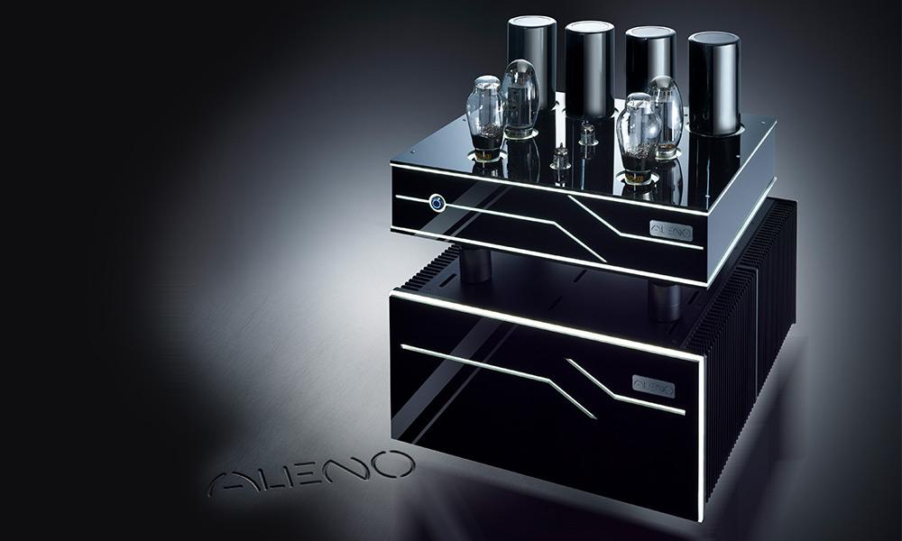 Alieno Pre & Power Amps