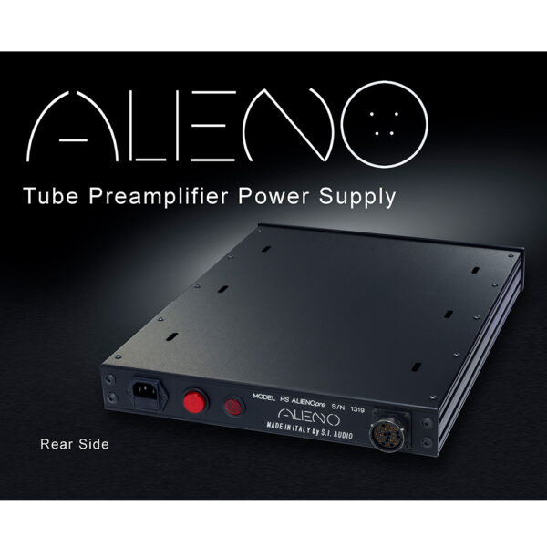 Alieno Preamplifier Ultimate Reference Tube Line Stage Preamplifier