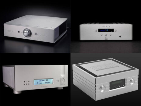 Integrated Amps