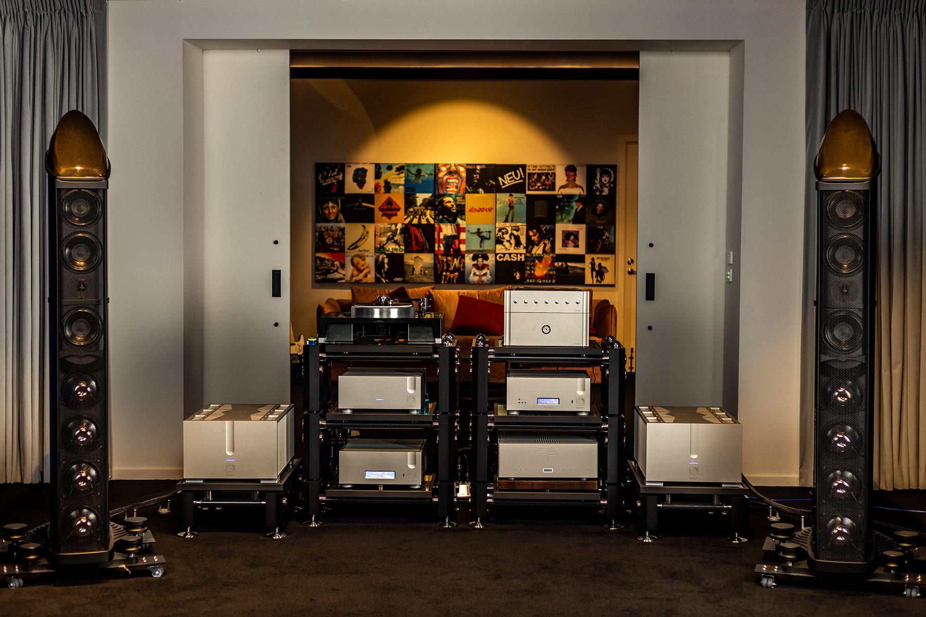 Nirvana Sound showroom - Room 1