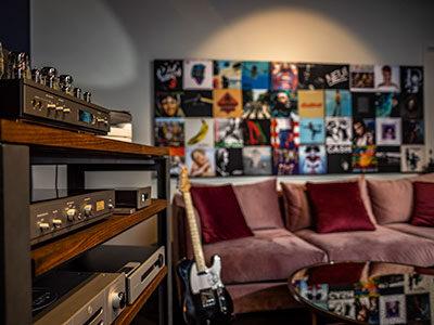 Nirvana Sound Showroom